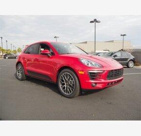 2018 Porsche Macan for sale 101145517