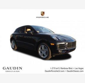 2018 Porsche Macan for sale 101145521