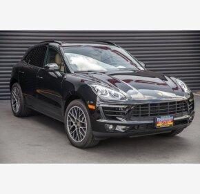 2018 Porsche Macan for sale 101160323