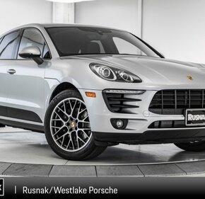 2018 Porsche Macan for sale 101165317