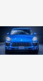 2018 Porsche Macan for sale 101180394