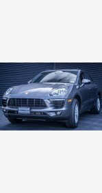 2018 Porsche Macan for sale 101180395