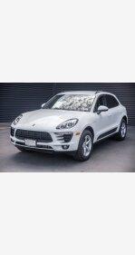 2018 Porsche Macan for sale 101182243