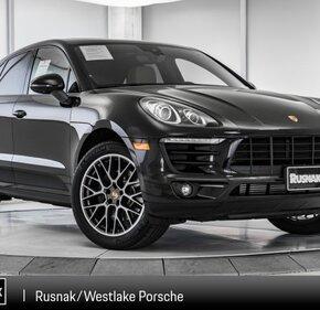 2018 Porsche Macan for sale 101183515