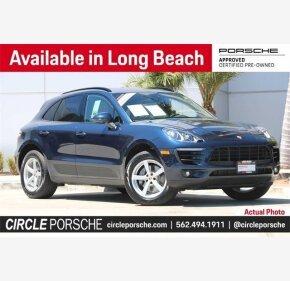 2018 Porsche Macan for sale 101184911