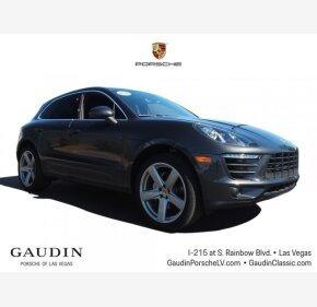 2018 Porsche Macan s for sale 101190457