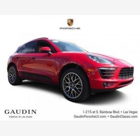 2018 Porsche Macan s for sale 101199159