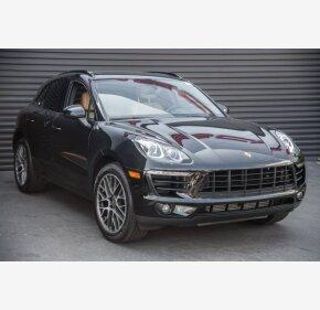 2018 Porsche Macan for sale 101202538
