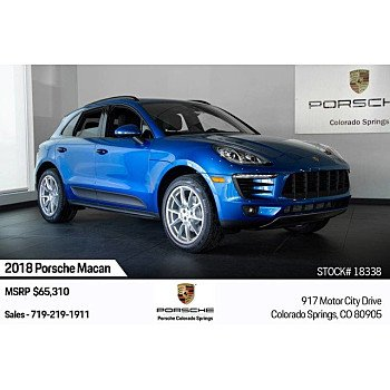 2018 Porsche Macan for sale 101209562
