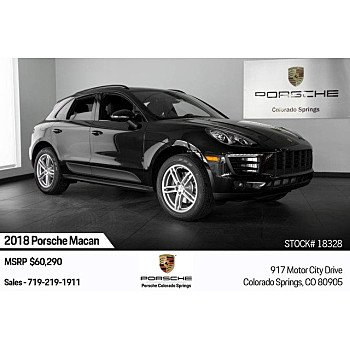 2018 Porsche Macan for sale 101209573
