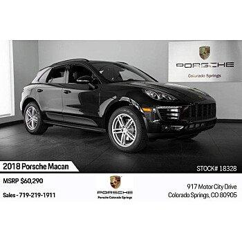 2018 Porsche Macan for sale 101209573