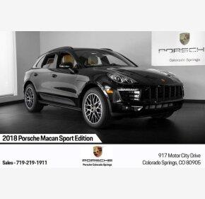 2018 Porsche Macan for sale 101212171