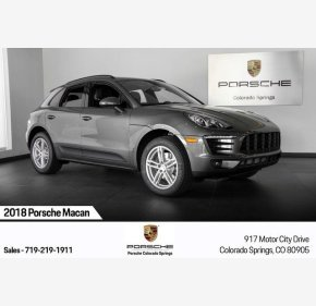 2018 Porsche Macan for sale 101212172