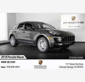 2018 Porsche Macan for sale 101212178