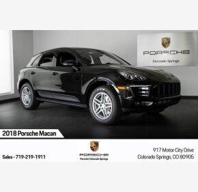 2018 Porsche Macan for sale 101251010
