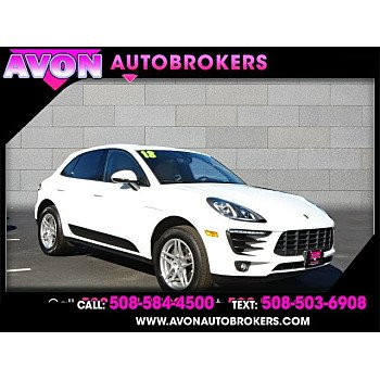 2018 Porsche Macan for sale 101332067