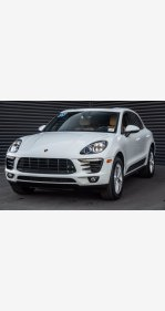 2018 Porsche Macan S for sale 101397087