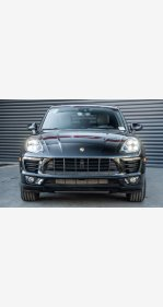 2018 Porsche Macan for sale 101412593