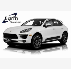 2018 Porsche Macan S for sale 101421458