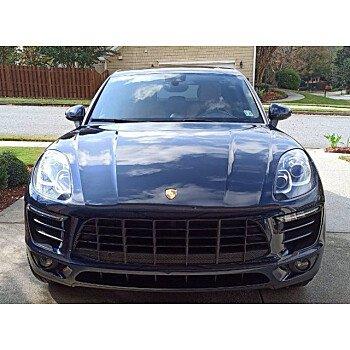 2018 Porsche Macan for sale 101422317