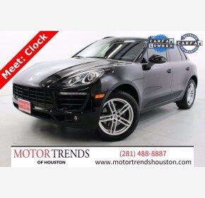 2018 Porsche Macan for sale 101426982