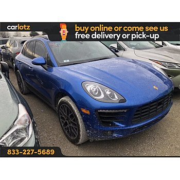 2018 Porsche Macan for sale 101433926