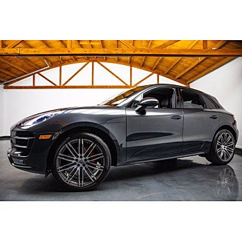 2018 Porsche Macan for sale 101449553