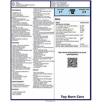 2018 Porsche Macan Turbo for sale 101460711