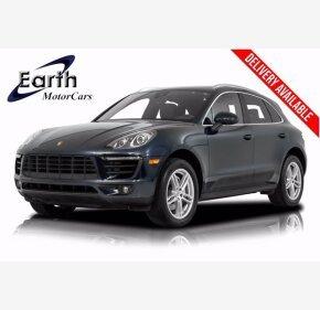 2018 Porsche Macan S for sale 101476708