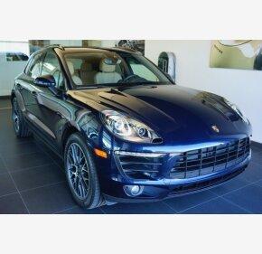 2018 Porsche Macan for sale 101487407