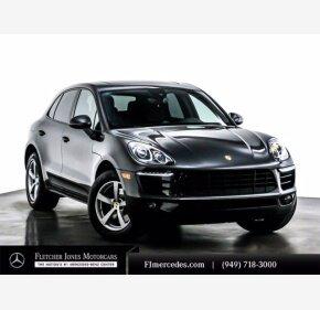 2018 Porsche Macan for sale 101490095
