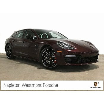 2018 Porsche Panamera Turbo Sport Turismo for sale 100978783