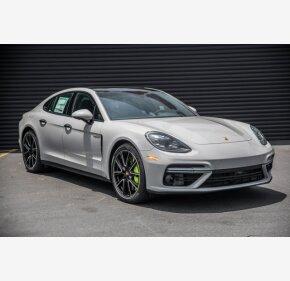2018 Porsche Panamera Turbo S E-Hybrid for sale 100986128
