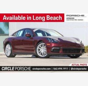2018 Porsche Panamera for sale 101060631