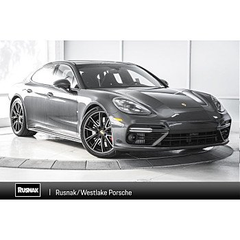 2018 Porsche Panamera Turbo for sale 101078050