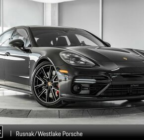 2018 Porsche Panamera Turbo for sale 101078051