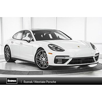 2018 Porsche Panamera Turbo for sale 101078052