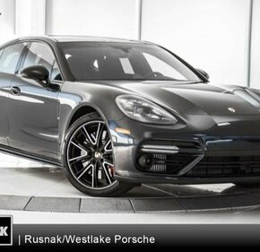 2018 Porsche Panamera Turbo for sale 101078054