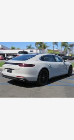 2018 Porsche Panamera Turbo Executive for sale 101098600