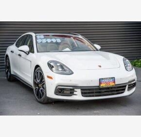 2018 Porsche Panamera for sale 101215128