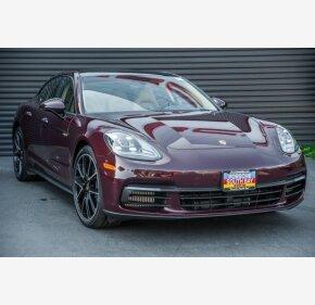 2018 Porsche Panamera E-Hybrid for sale 101220344