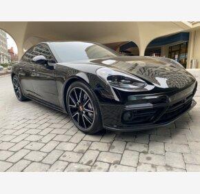 2018 Porsche Panamera Turbo for sale 101248596