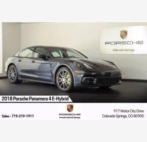 2018 Porsche Panamera for sale 101344328