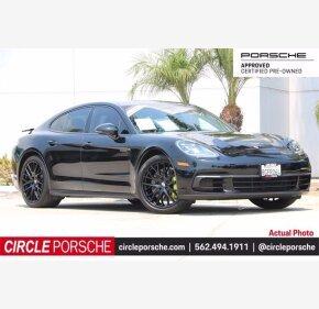 2018 Porsche Panamera for sale 101364201