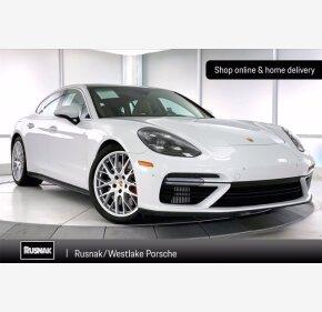 2018 Porsche Panamera Turbo for sale 101372149