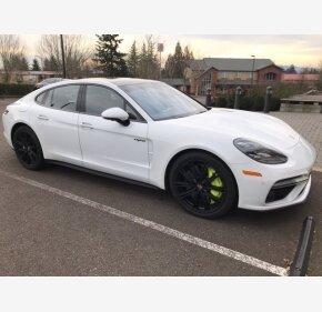2018 Porsche Panamera for sale 101441699