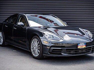 2018 Porsche Panamera for sale 101515908
