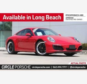 2018 Porsche Strada Carrera Coupe for sale 100992174