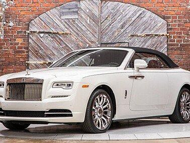2018 Rolls-Royce Dawn for sale 101249038