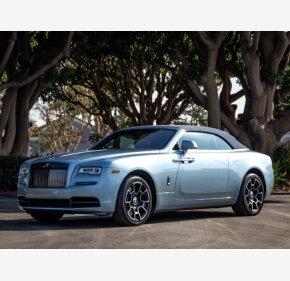 2018 Rolls-Royce Dawn for sale 101384072